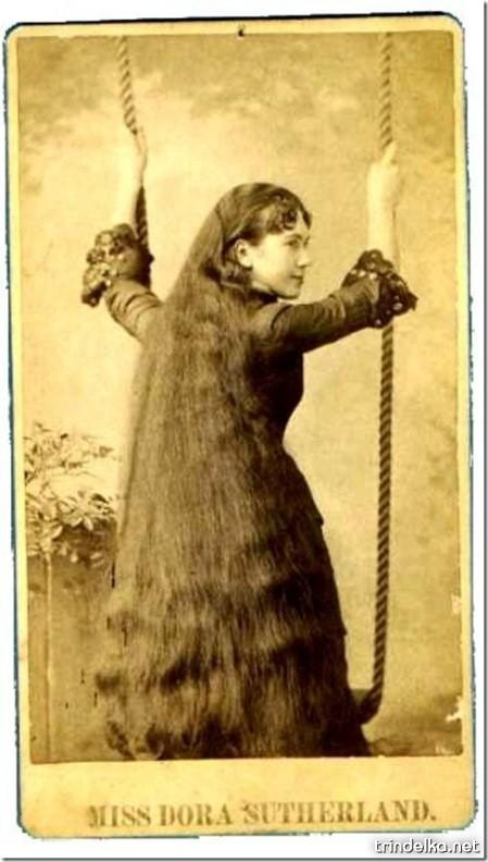 Сестры Сазерленд - самые знаменитые девушки с длинными волосами 78_26e66e66c8d3318b26da1ca0ac75a6ea