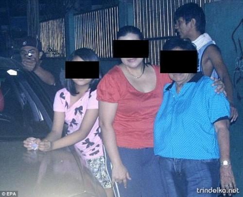 Трынделка.net - Филиппинец сфотографировал своего убийцу за ...