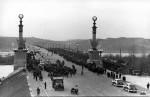 Открытие моста Патона, 1953 г.