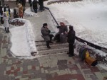 Москва зимой 2