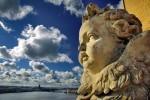 Акватория Невы. Вид с Петропавловской крепости